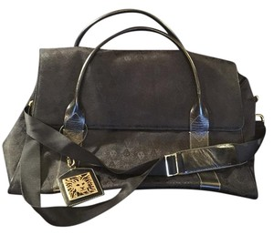 Anne Klein black Travel Bag