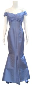 Anna Nieman Evening Mermaid Silk Dress
