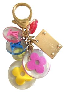 Louis Vuitton Louis Vuitton Multicolor Candy Bag Charm/Key Chain