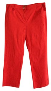 Peck & Peck Orango Capris Orange
