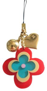 Louis Vuitton Louis Vuitton Candy Rose Cell Phone Charm