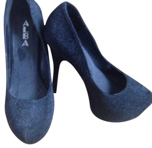 Alba Footwear Black Pumps