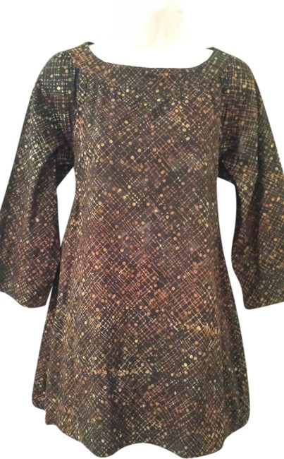 SBJ Austin short dress multi color Bohemian Vintage Mini Shift on Tradesy