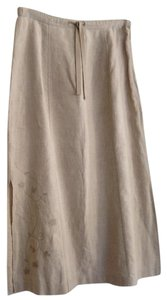 Linden Hill Skirt Beige