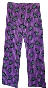 Disney Baggy Pants Purple print with Eeyore