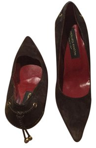 Pierluigi Fantoni Brown Pumps