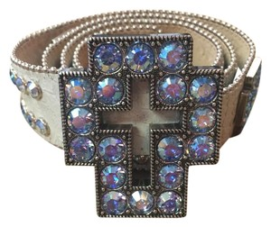 B.B. Simon B.B. Simon Swavorski Cross Belt