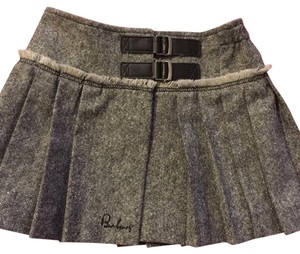 Burberry Mini Skirt Berberry