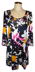 Diane von Furstenberg short dress Multi-Color on Tradesy