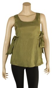 RED Valentino Top Green