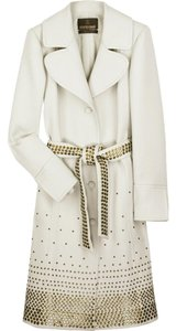 Roberto Cavalli Wool Trench Coat