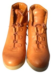 Camper Comfortable Fall Walkable Quirky Carmel/Light Brown Boots