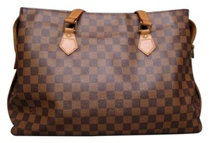 Louis Vuitton Vuitton Damier Canvas Columbine Limited Edition Shoulder Bag