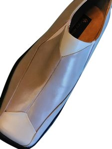 Stacy Adams Leather Taupe Formal