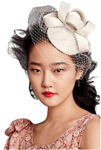 Nicole and Co. Silk Coil Hat