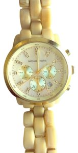 Michael Kors Michael Kors Ladies 36mm Ritz Horn Watch