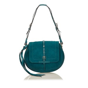 Chlo Green Leather Others Shoulder Bag
