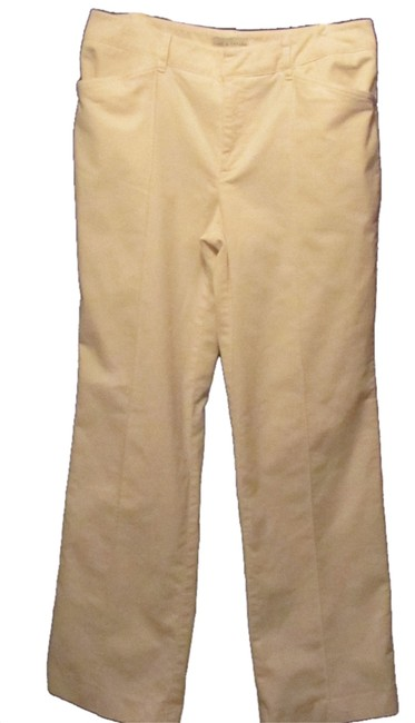 Lord & Taylor Trouser Pants off white