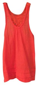 Needle & Thread Top Coral