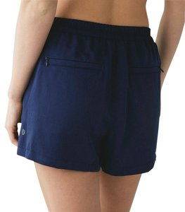 Lululemon &go Mini/Short Shorts Blue