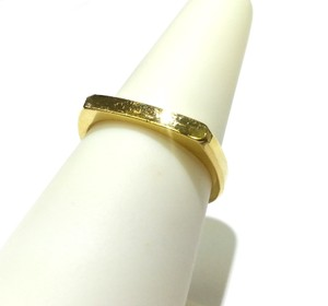 Scott Kay SCOTT KAY 18K Yellow Gold Ring Band Sz 6.75