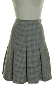 W by Worth Pleated Skirt Multicolor