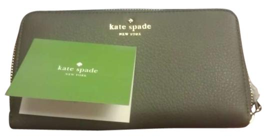 Preload https://item5.tradesy.com/images/kate-spade-gray-cobble-hill-lacey-wallet-196824-0-0.jpg?width=440&height=440