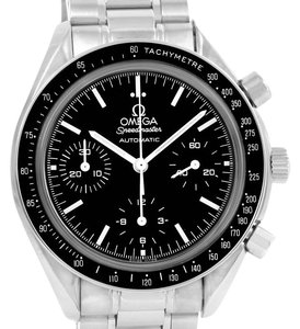 Omega Omega Speedmaster Reduced Automatic Chronograph Watch 3539.50.00