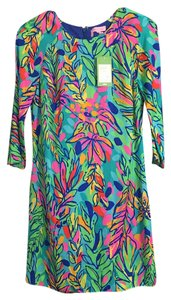 Lilly Pulitzer short dress Hot Spot on Tradesy