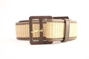 Saint Laurent Woven Belt 104YSL926