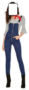 Forever 21 Overalls Cute Stretchy Jeggings