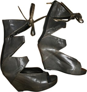 Rick Owens PEWTER Boots