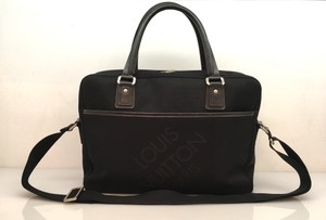 Louis Vuitton Messenger Briefcase Computer Laptop Bag