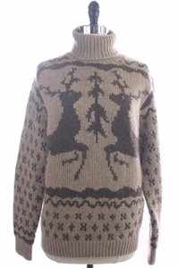 Brooks Brothers Handknit Wool Sweater