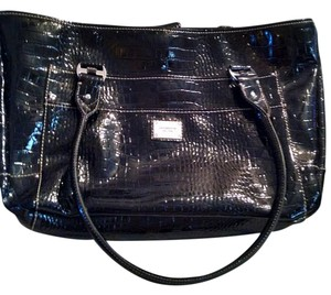 Liz Claiborne Xl Tote in Black