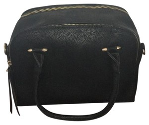 Forever 21 Satchel in Black