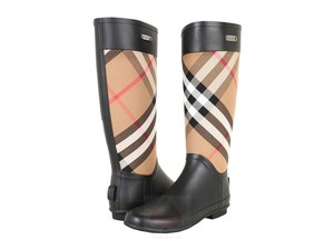 Burberry Womens House Check (Guaranteed Authentic) Boots