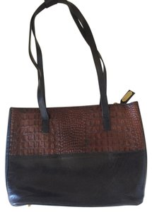 Brahmin Two-tone Shoulder Bag