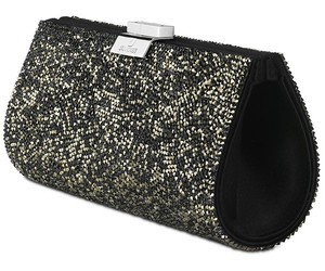 Swarovski Black Clutch
