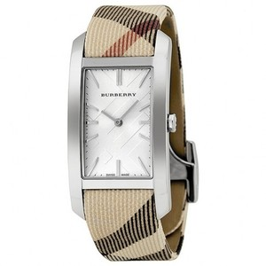 Burberry BURBERRY The Pioneer Nova Check Strap Women's Watch BU9403