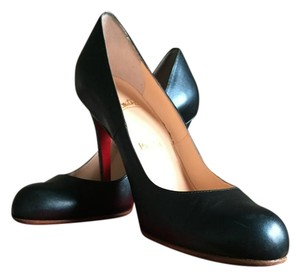 Christian Louboutin Peacock Pumps