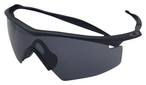 Oakley OAKLEY BALLISTIC M-FRAME Safety glasses 11-162 Black w/Grey ANSI Z87.1