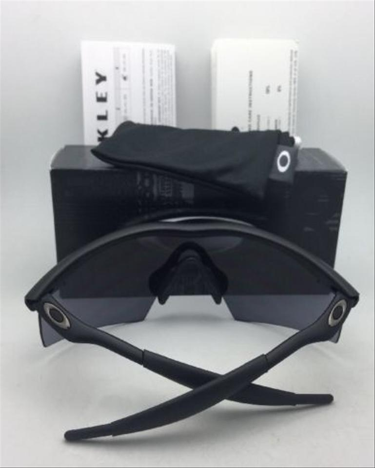 Oakley Ballistic M-frame Safety Glasses 11-162 Black W/ Grey Ansi ...