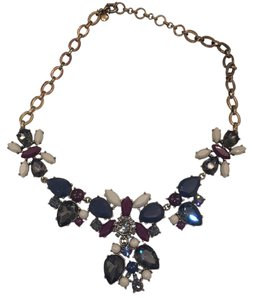 J.Crew chunky statement necklace