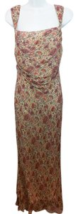 Maxi Dress by Kay Unger Silk Maxi