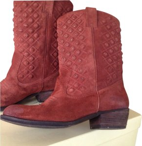 Lucky Brand Reddish Brown Boots