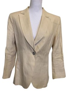 Chanel Tan Blazer