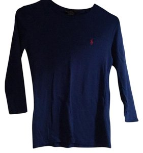 Ralph Lauren T Shirt Royal blue