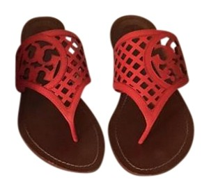 Tory Burch POPPY CORAL 819 Sandals