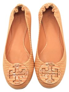 Tory Burch Peach Flats